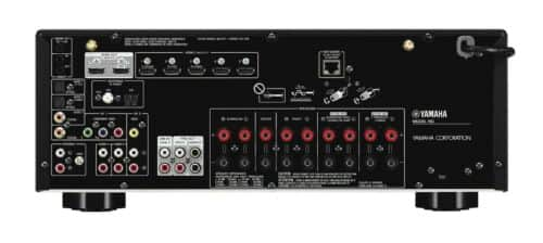 Factory Reconditioned Yamaha TSR-7850R 7.2 Channel Dolby Atmos DTS Wi-Fi BT 4K Receiver $259.99 - 1 YR warranty