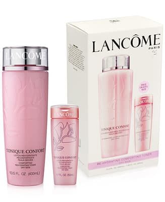 Lancôme Onique Confort Re-hydrating Comforting Toner 2-Pc. Set  $44