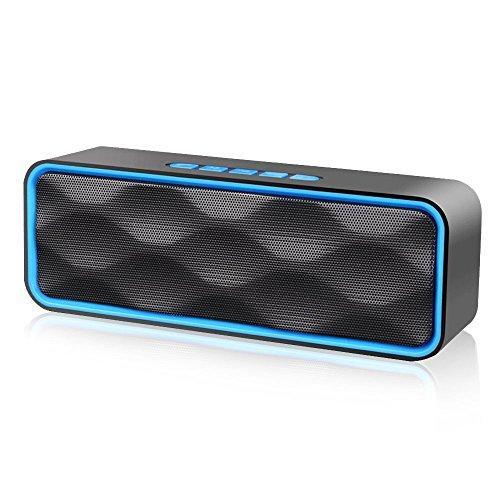 Portable Bluetooth Wireless Speaker $13.99+ FS