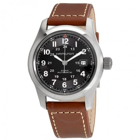 Hamilton Khaki Field Automatic Watch - 38mm or 42mm - $289 Shipped