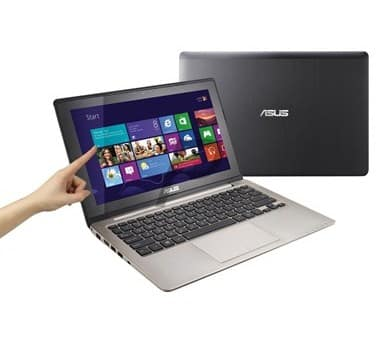 ASUS VivoBook S500CA Ivy bridge I7 8GB 500 GB + 24 GB SSD Touchscreen - New $550