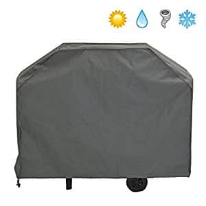 Patio Watcher Grill Cover, Large 64-inch BBQ Cover Waterproof $14.87