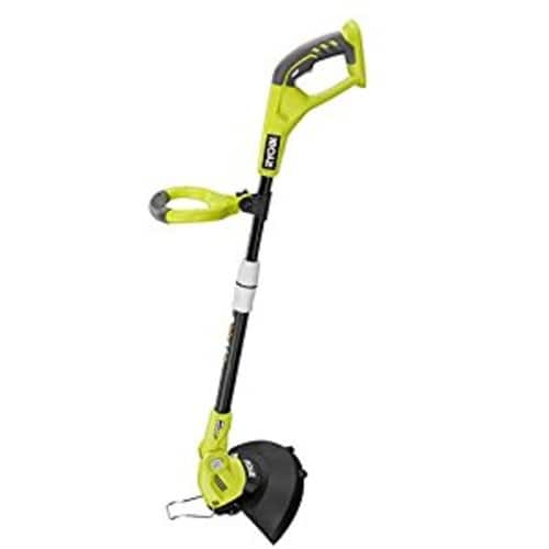 Ryobi ONE+ 18-Volt Cordless String Trimmer/Edger - Battery and Charger Not Included $49.97 + fs