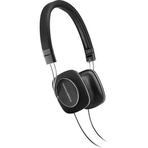Bowers & Wilkins - Series 2 On-Ear Headphones - Black $74.98 + fs
