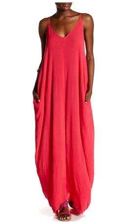 Love Stitch Gauze Maxi Dress $29.97