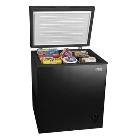 Walmart - Arctic King 5 cu ft Chest Freezer - Black -Free Delivery $169