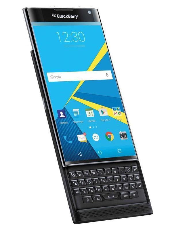 BlackBerry Priv STV100-1 32GB 4G LTE GSM AT&T Black - (Unlocked) Smartphone New - $299.99