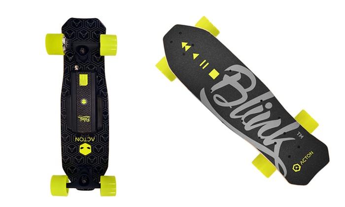 Acton Blink Lite Worlds Lightest Electric Skateboard $299.99