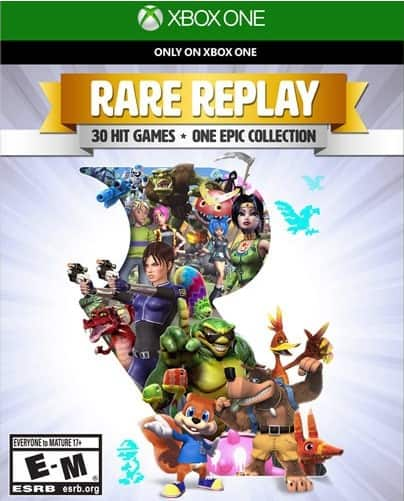 Rare Replay for Xbox One - $20