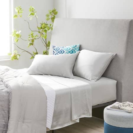 DEAD -Walmart *Light Gray Only* King MoDRN Luxury Sheet Set made from 100% Bamboo Viscose $25.31 + tax