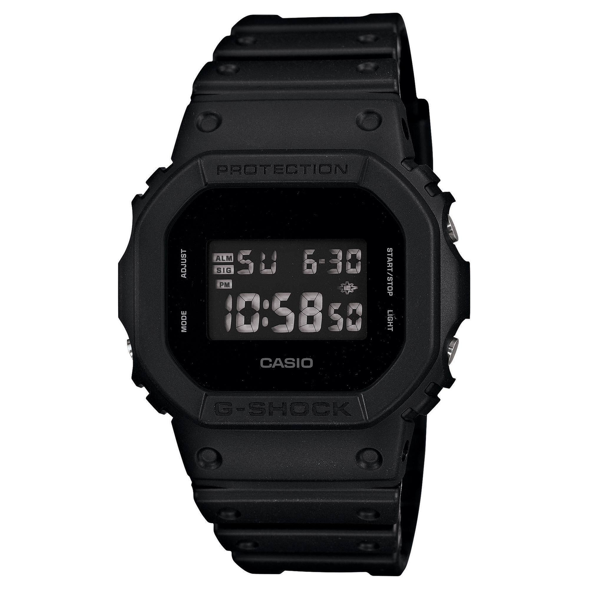 Casio G-Shock Watch DW5600BB-1 $49
