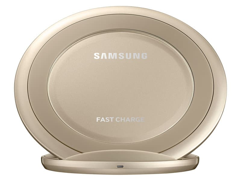 Samsung Fast Charger Stand (Gold) - 5$