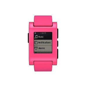 Pebble Smartwatch Pink @ $49.90 + Free Ship