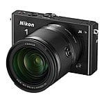 Nikon 1 J4 Digital Camera w/ 10-100mm Lens BLACK $389 + Free Shipping