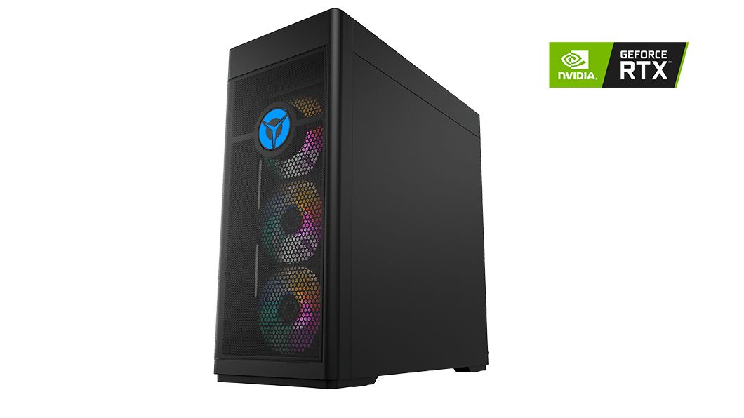 Lenovo Legion Tower 7i Gaming Desktop - RTX 3080, Water Cooled i7-11700KF 3.60 GHz, 1TB NVMe SSD, 32GB RAM, Windows 10 Home 64, 1 Year Warranty - $2322