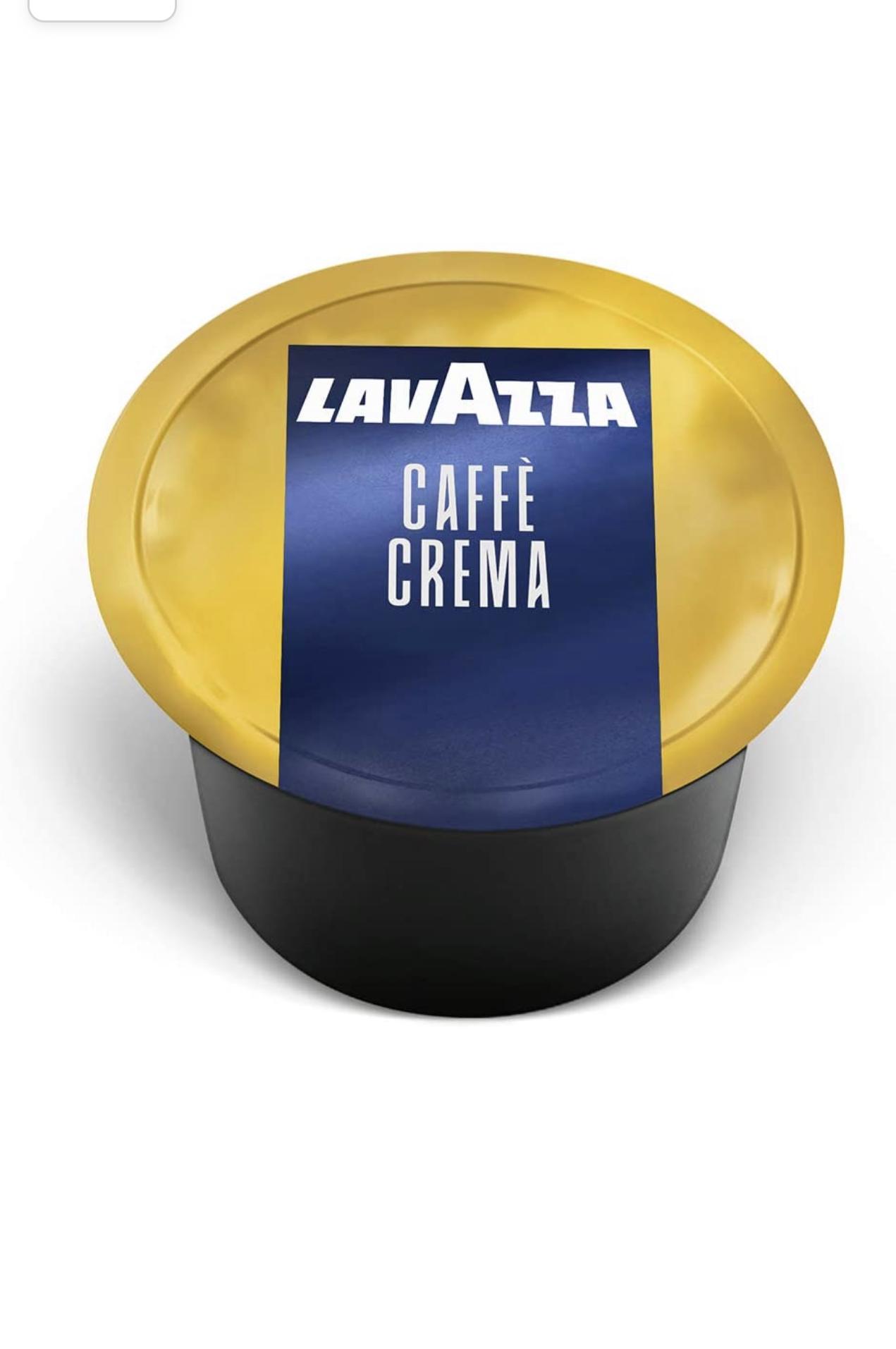 Lavazza Blue Single Espresso Caffe Crema Coffee Capsules (Pack Of 100) $38
