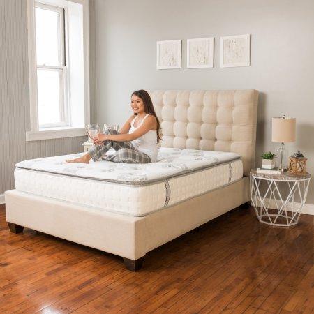 Modern Sleep Mercer Pillow-Top Cool Gel Memory Foam $114.99