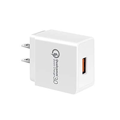 Quick charge 3.0 18W Works on all android and Apple Quick charge capable devices $6.99