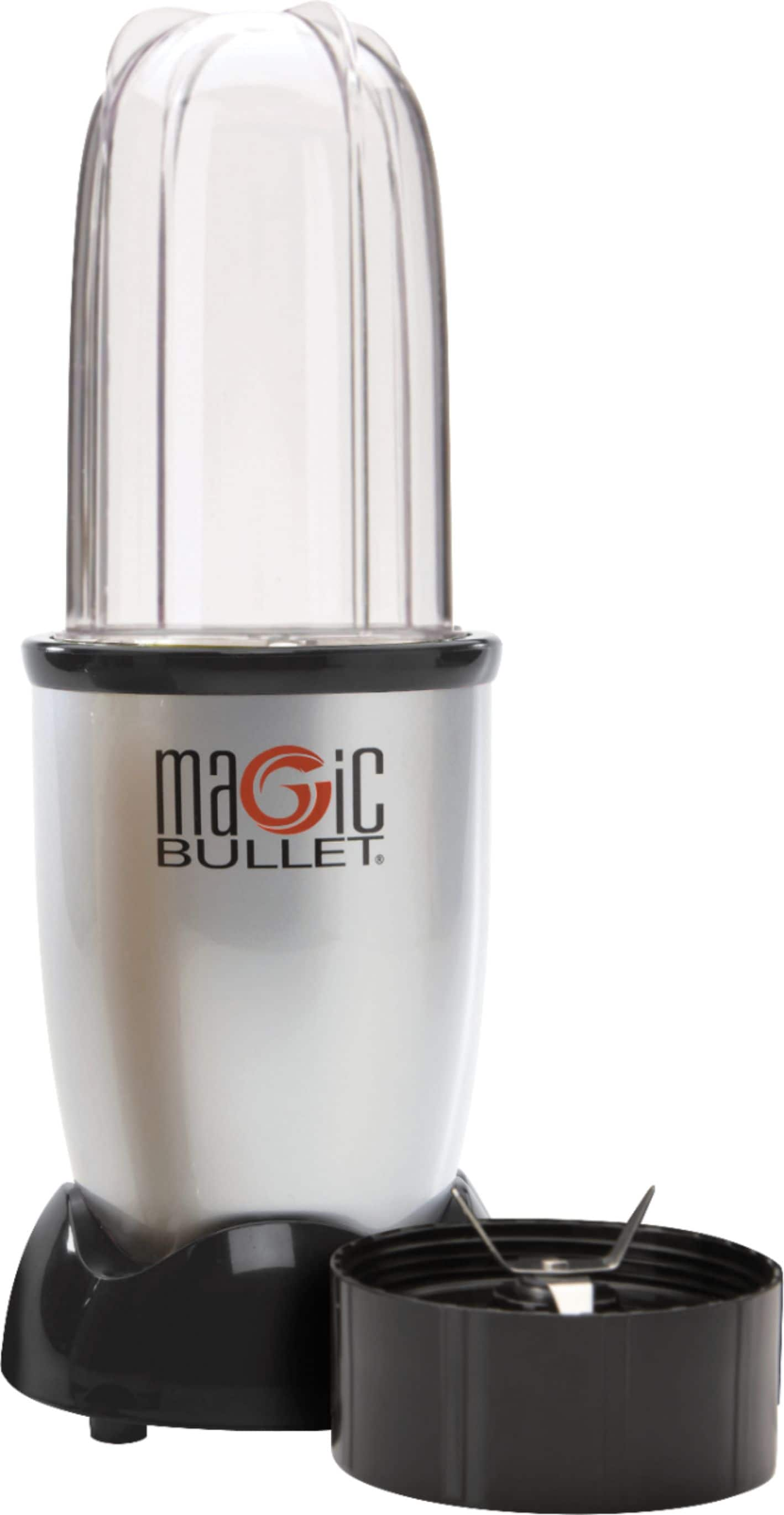 Magic Bullet Personal Blender - Silver- $14.99- Free Shipping or Pickup- Best Buy Deal of the Day