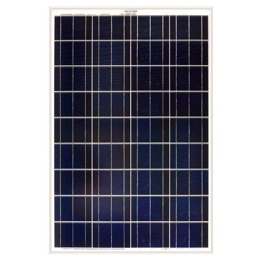 Grape solar polycrystaline 100w panels $89 at Home Depot. FS,  FSTS