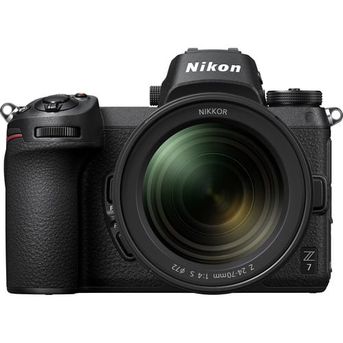 Nikon Z7 with 24-70mm Lens (Refurbished) $2499