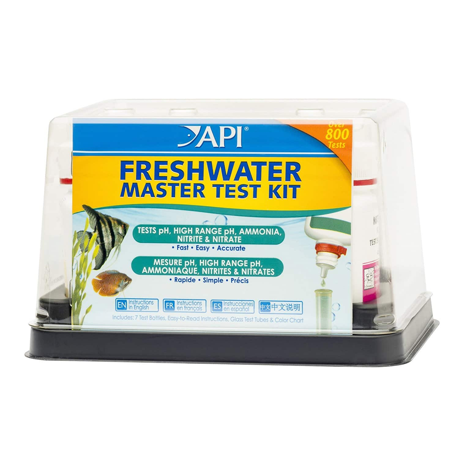 Api freshwater master test kit $15.59
