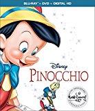 Bambi OR Pinochhio - Blu-ray + Digital HD - $16.99 - Disney Signature Collection