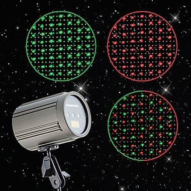 Red & Green Dots - Premium Laser Projection Light w/ Color Isolation & Speed Control - Price drop $49.99 to $9.99