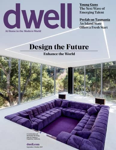 Dwell Magazine two years for $4.99