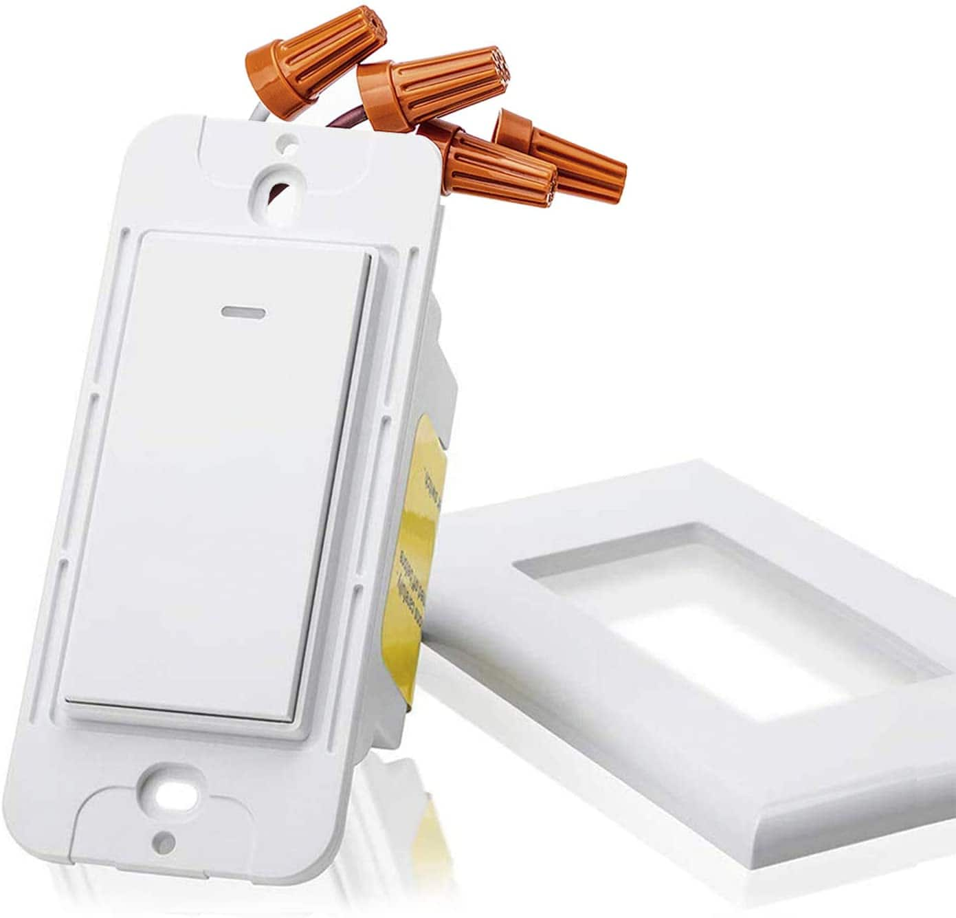 Meross Smart 3 Way Light Switch, Outdoor Smart Plug, or Smart Garage Door Opener Remote - Starting From $15.99