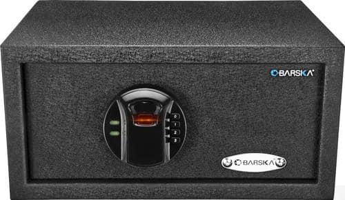 Barska Biometric Keypad / Fingerprint Safe $49.99 after MIR Menards In Store Only
