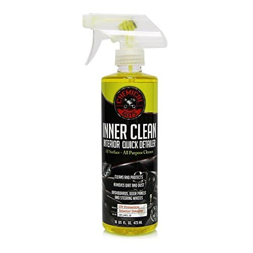Chemical Guys SPI_663_16 InnerClean Interior Quick Detailer and Protectant (16 oz) $9.94 at amazon