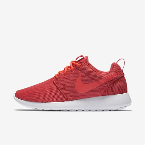 "Women's Nike Roshe One ""Total Crimson"" $39.97 FS"