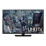 Samsung 55 Inch 4K Ultra HD Smart TV UN55JU6400F UHD TV + $300 Dell eGift Card - $1097.99