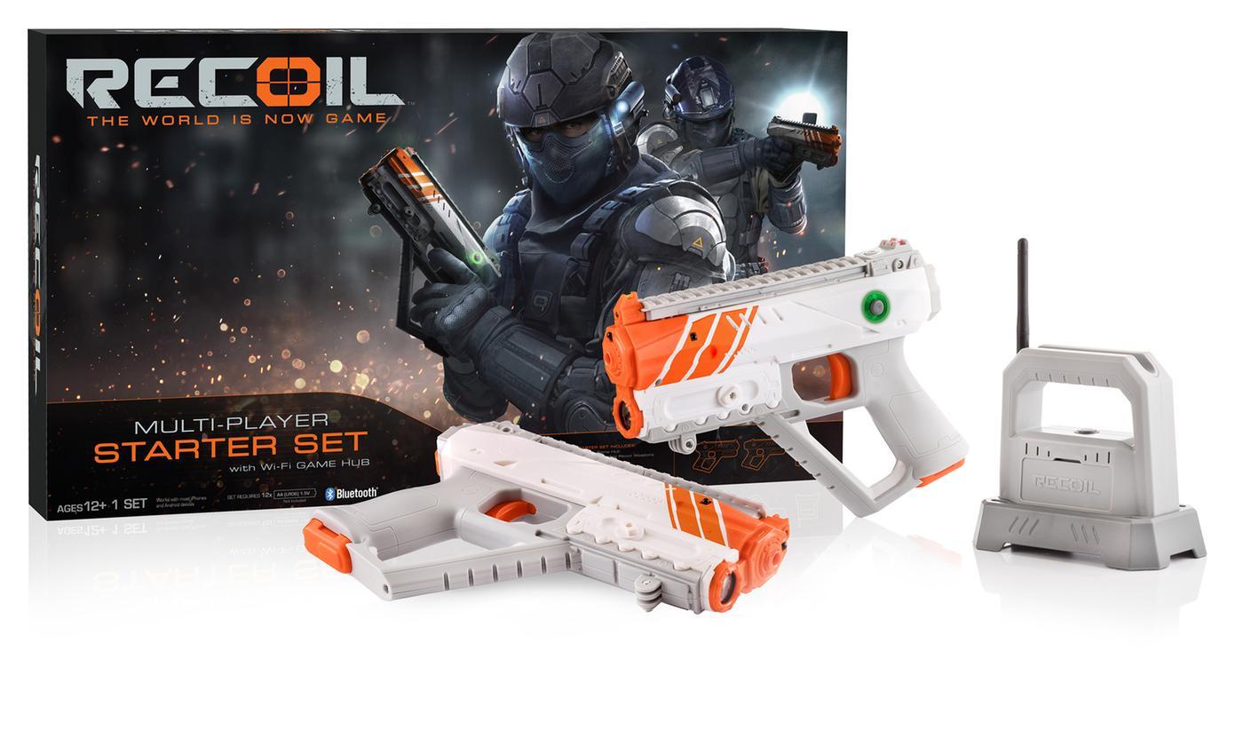 Skyrocket Toys Recoil Starter Kit (4-Piece) $71.97