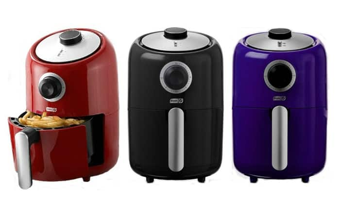 Compact Oil-Free Air Fryer $34.99