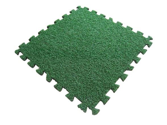 Above Edge AEGT01-18 Interlocking Grass Deck Tiles - 18 Pack $32.99 + $5 shipping @woot.com
