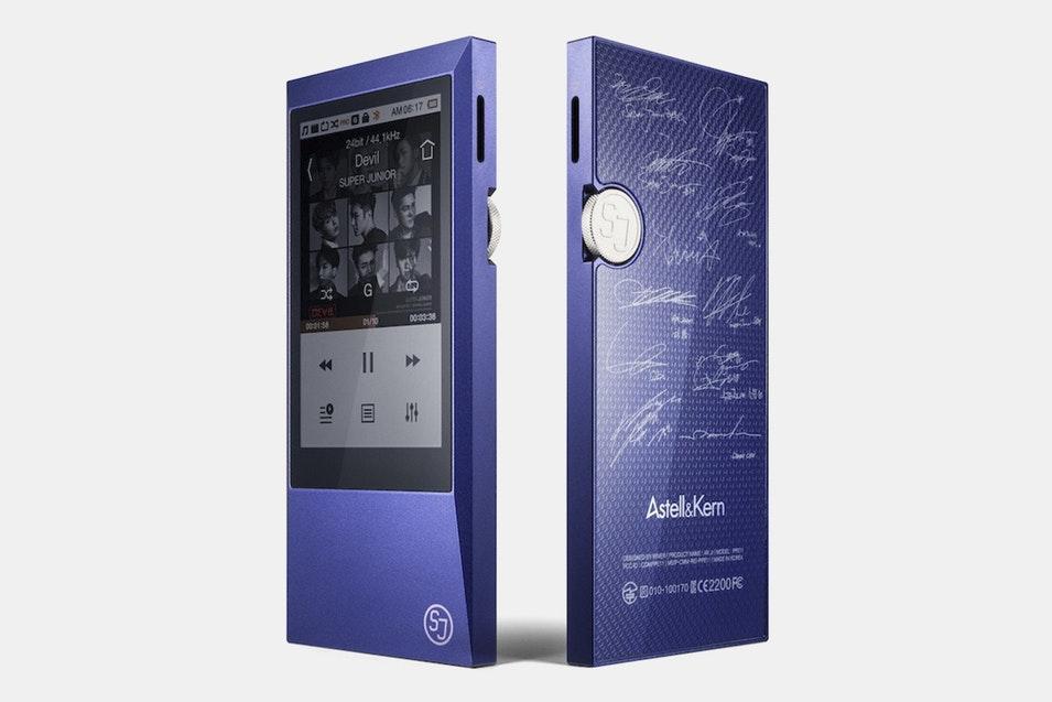 Astell & Kern Super Junior x AK Digital Audio Player @ Massdrop (Early April ship) $199.99