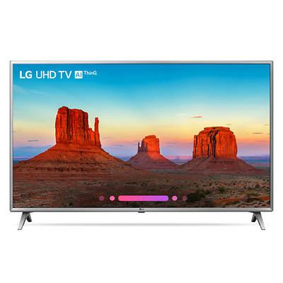 HDTV - LG 43UK6500AUA 43 in 4K UHD Smart LED TV - BJs Wholesale Club (Membership required) $239.99