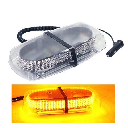 240 LED Amber Light Bar $28.98
