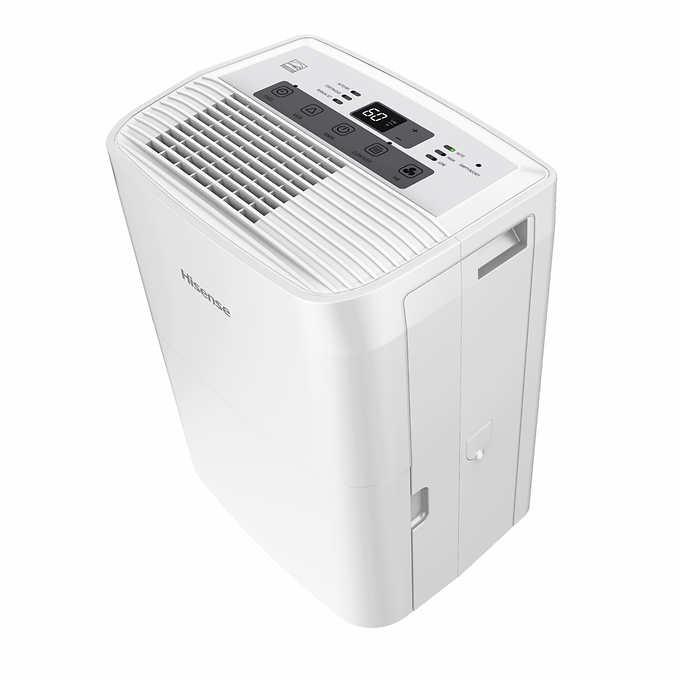 Hisense 35-Pint Dehumidifier $99.99