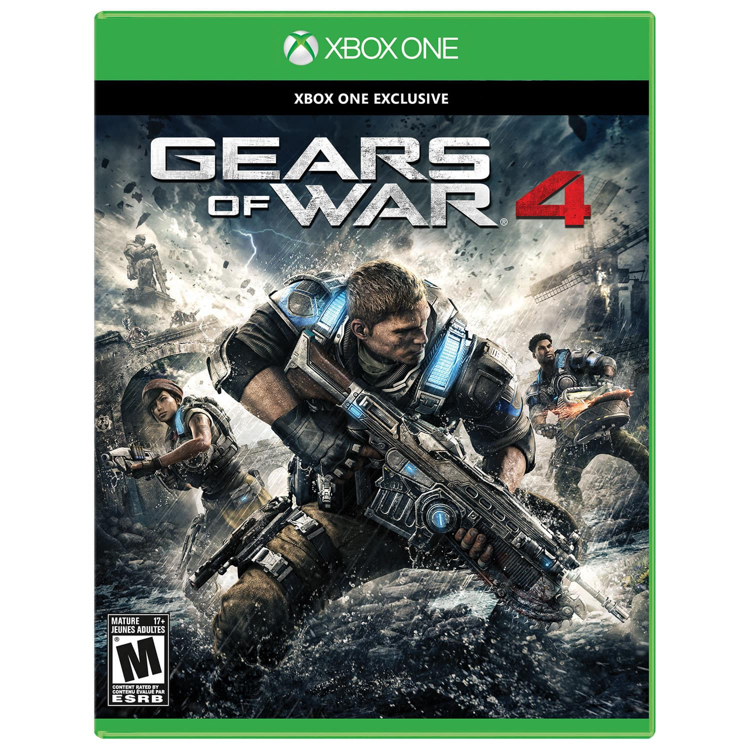 Gears of War 4 Xbox One - $20.99