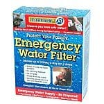 HTI LifePack Emergency Water Filter - $24.99 + Free Shipping @ DayOne Gear