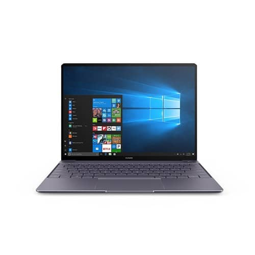 Huawei MateBook X Signature Edition 13; Laptop, Office 365 Personal Included, 8+256GB / Intel Core i5 / 2K Display, MateDock v2.0 included (Space Grey) $699.97