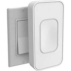Switchmate Rocker Smart Lighting Switch also Switchmate double + power kit. $11.99