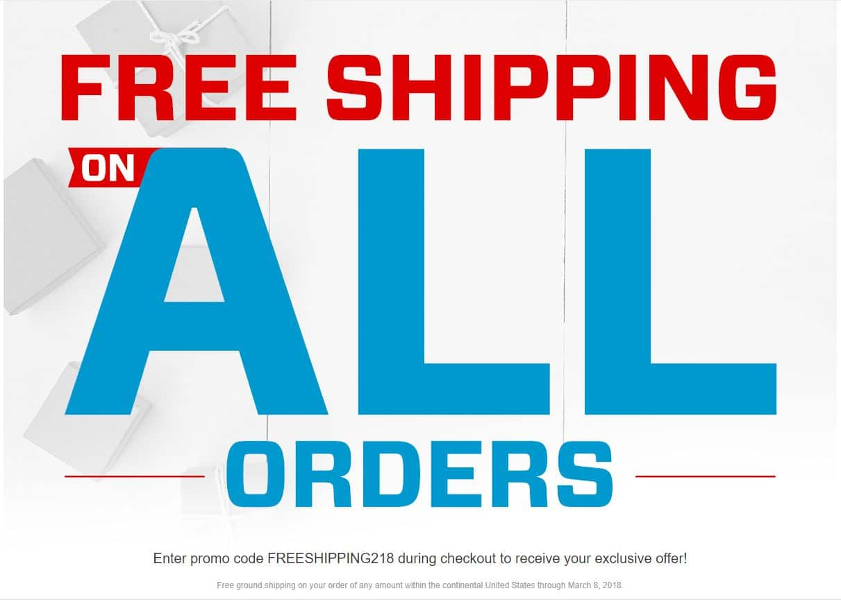 Free Ground Shipping on All Online Orders at  www.MotoSport.com