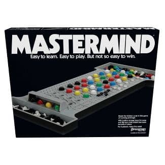 Pressman Retro Mastermind Game $7.49 at Target