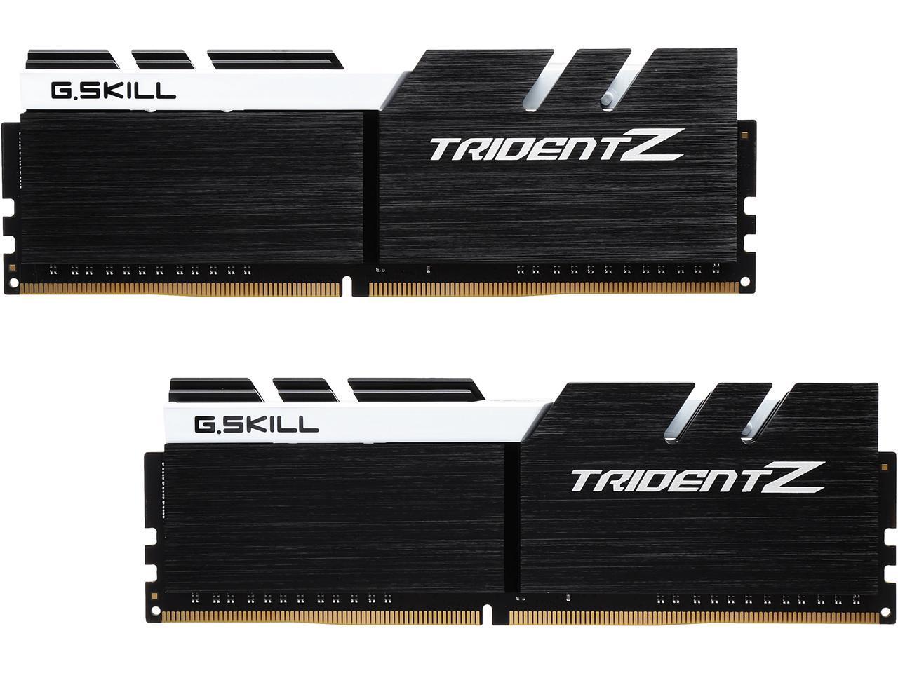 G.SKILL TridentZ 16GB (2x8GB) DDR4 3200 F4-3200C14D-16GTZKW