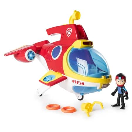 PAW Patrol - Sub Patroller Transforming Vehicle with Lights, Sounds and Launcher $5 YMMV In Store Only