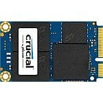 Crucial MX200 250GB mSATA Internal SSD for $102.99 -- Ships from and sold by Amazon.com